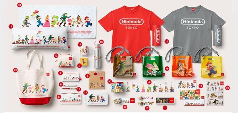 Nintendo TOKYO(ニンテンドートウキョウ)グッズ